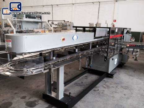 Automatic vertical cartoning machine Fabrima