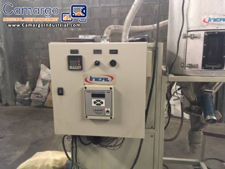 Dehumidification and drying system Ineal