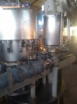 Rotary filling machine Zegla