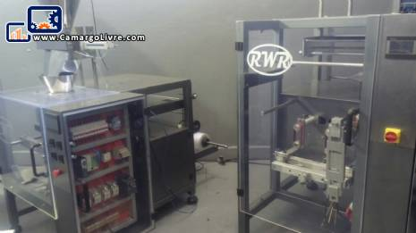 Volumetric feeder RWR