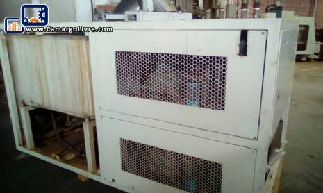 Large chiller water unit Hebleimar