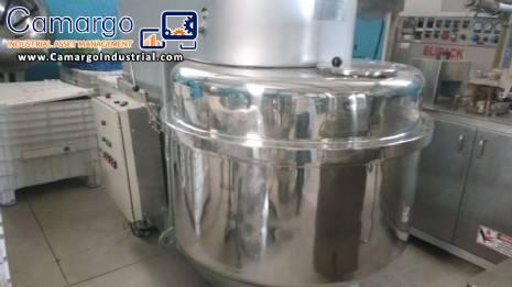 Industrial mixer mixer inox 500 L Treu
