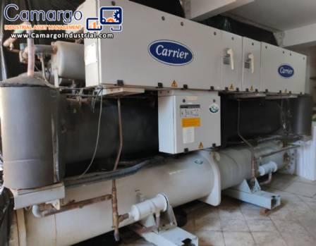Water condenser Carrier
