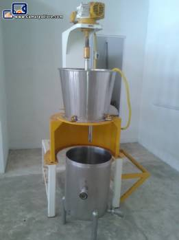 Pulper for fruits and vegetables