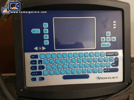 Industrial date printer Videojet