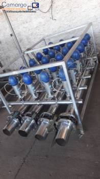 Valves with manifolds Alfa Laval