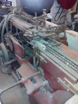 Packing machine HNK-HTM Otto Hansel
