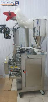 Sachet filling machine Tecfag