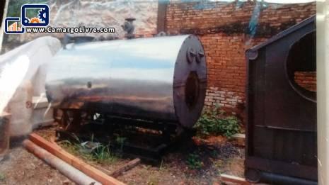 Boiler brand Ata for 1000 Kgv / h