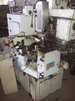 Packing machine bullet mark Tavares TILDE template