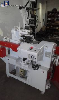 Double twist wrapping machine VEB Verpackungs