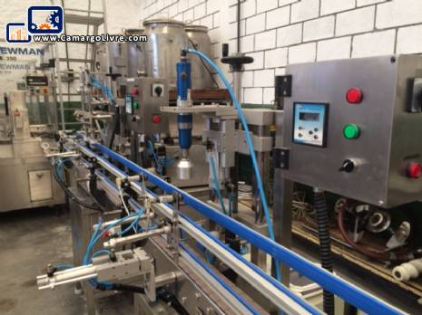 Automatic filling line-N