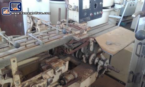 Packing machine  Otto Hansel / HTR / HTN