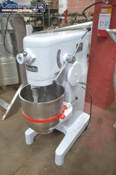 Industrial planetary mixer 40 L Amadio