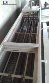 Industrial washer stainless steel mat