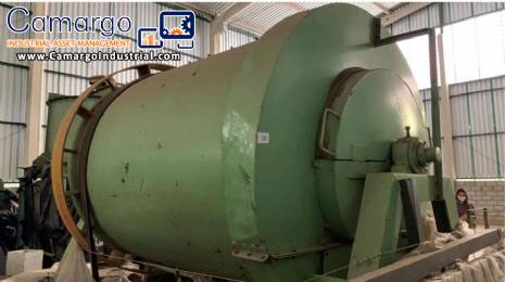 Pigment and ore mixers