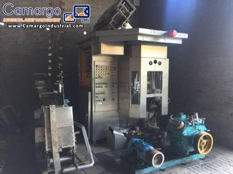 Filling machine Tetra pak