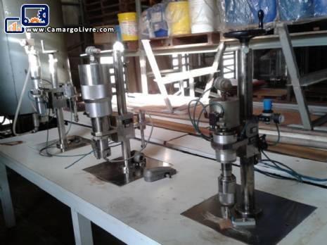 Filling Machine Aerossois Parmasol