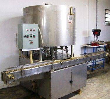 Automatic rotary filling mark LCB 1000 ml