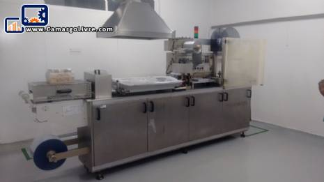 Blister packaging machine Blipack