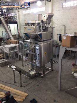 Automatic vertical packaging JCV