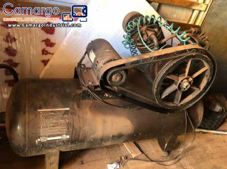 Industrial air compressor Pressure