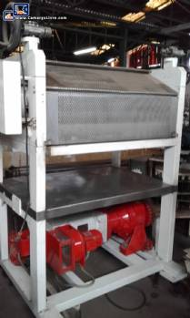 Dough Sheeter with stainless steel cylinder