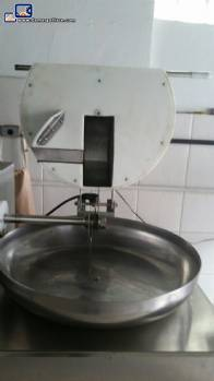 Cutter for meat processing