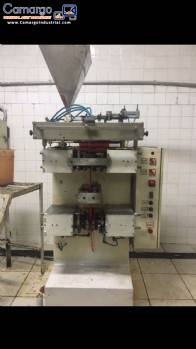 Packing and filling machine for sachets