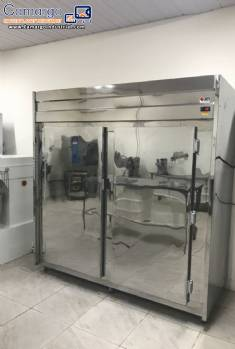 Industrial stainless steel refrigerator Climafrio
