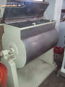 Industrial 150L stainless steel blade mixer