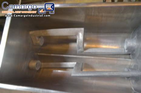 Stainless steel sigma mixer 100 L