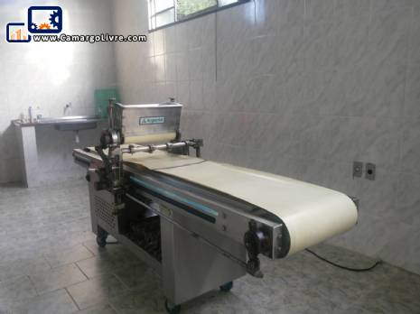 Food modeling machine Argental