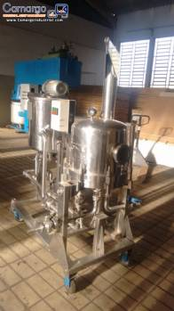 Filter for stainless steel processes Sulinox