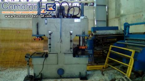 Hydraulic press 60 ton Unistamp