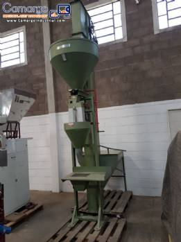 Semi automatic weighing machine Matisa