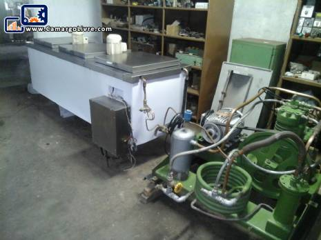 Producer of popsicle Sorvegel 1500
