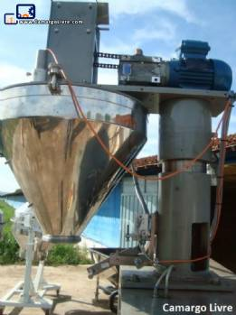Masipack pot powder filling machine