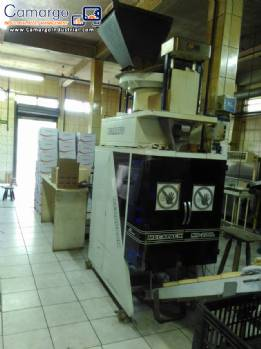 Vertical wrapping machine JHM